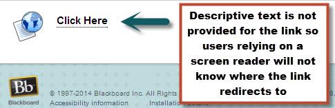 image of non-descriptive link text
